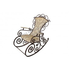 Кресло-качалка Ажур