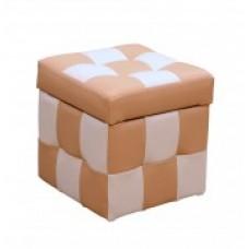 Пуфик шахматный